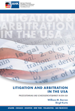 Litigation and Arbitration in the USA