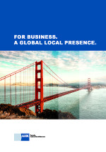 For business. A global local presence.