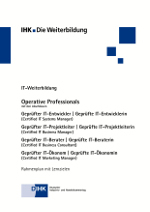 IT-Weiterbildung - Operative Professionals